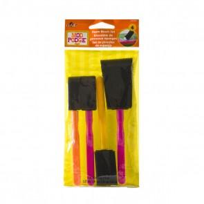 Foam Brush Set (4 Pack)