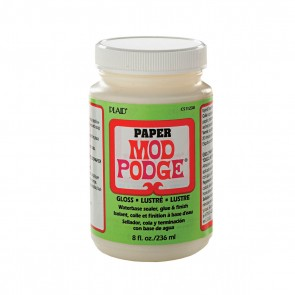 Mod Podge Paper Gloss 8oz