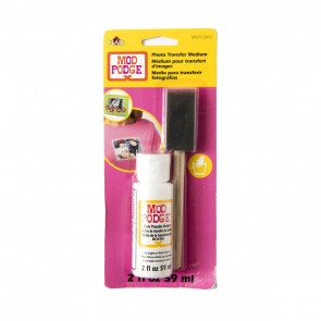 Mod Podge Photo Transfer Medium 2oz Blister Carded