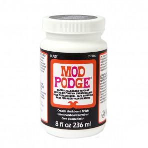 Mod Podge Clear Chalkboard Topcoat 8oz