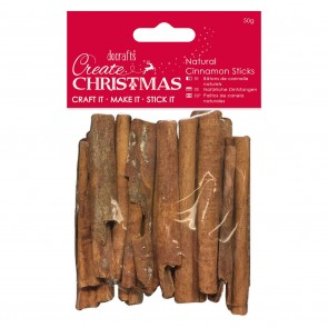 Natural Cinnamon Sticks (50g)