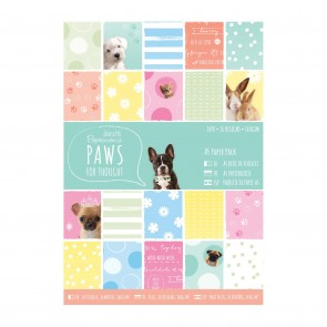 A5 Paper Pack (26pk) - Paws for Thought