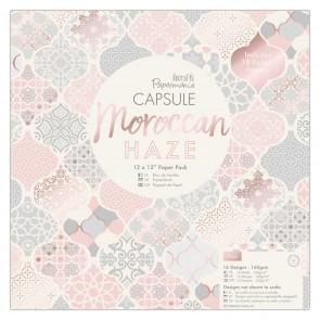 """12 x 12"""" Paper Pack (32pk) - Capsule - Moroccan Haze"""