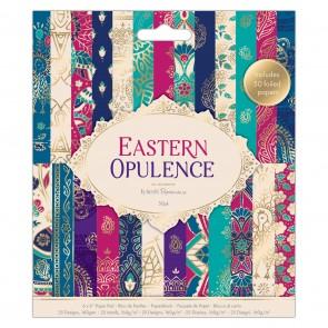 "6 x 6"" Paper Pad (50pk) - Eastern Opulence"