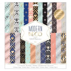 "12 x 12"" Paper Pad (50pk) - Modern Deco"