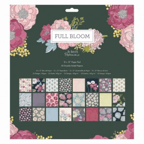 "12 x 12"" Paper Pad (50pk) - Full Bloom"