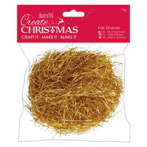 Gold Foil Strands (10g)