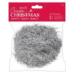 Silver Foil Strands (10g)