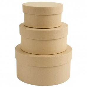 Nesting Boxes - Circle (S/M/L)
