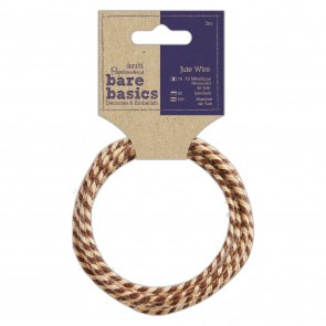Jute Wire (3m) - Bare Basics - Two Tone