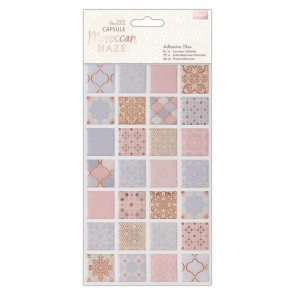 Adhesive Tiles (56pcs) - Capsule - Moroccan Haze