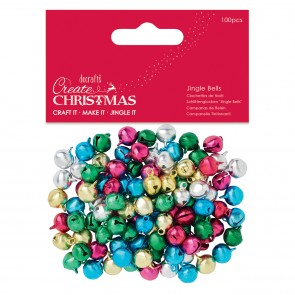 Jingle Bells (100pcs) - Bright - Create Christmas