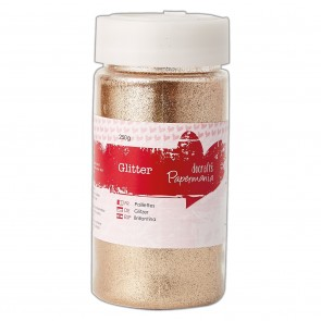 Large Glitter Pots (250g) - Gold