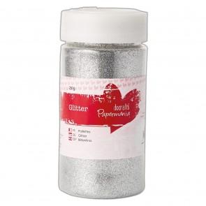 Large Glitter Pots (25og) - Silver