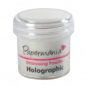 Embossing Powder (1oz) - Holographic