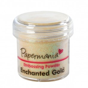 Embossing Powder (1oz) - Enchanted Gold