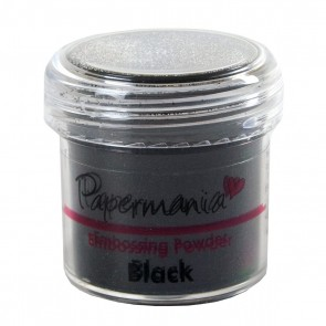 Embossing Powder (1oz) - Black