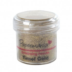 Embossing Powder (1oz) - Tinsel Gold