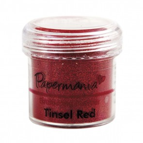 Embossing Powder (1oz) - Tinsel Red