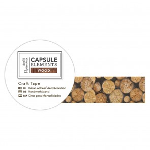 3m Craft Tape - Elements Wood - Stumps