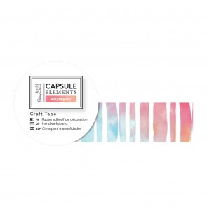 Craft Tape (3m) - Capsule Collection - Elements Pigment - Colour Stripe