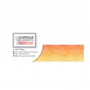Craft Tape (3m) - Capsule Collection - Elements Pigment - Orange Ombre