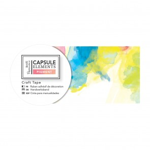 Craft Tape (3m) - Capsule Collection - Elements Pigment - Colour Blend