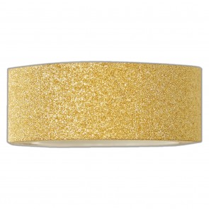 Craft Tape (5m) - Gold Glitter