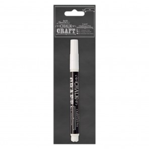 Liquid Chalkboard Pen  (1pc) - White