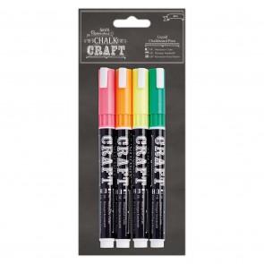 Liquid Chalk Pens (4pcs)