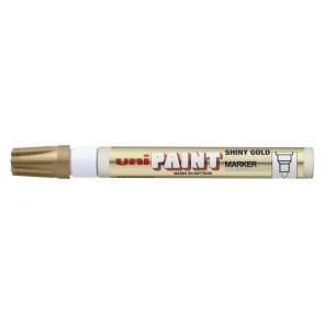 PX-20 Paint Marker Medium Bullet Tip Shiny Gold