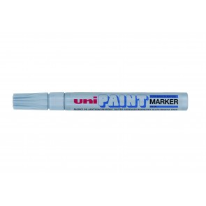 PX-20 Paint Marker Medium Bullet Tip Silver