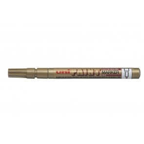 PX-21 Paint Marker Fine Bullet Tip Gold