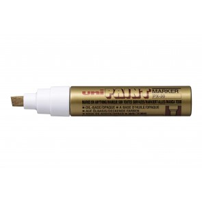 PX-30 Paint Marker Broad Chisel Tip Gold