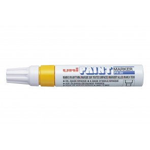 PX-30 Paint Marker Broad Chisel Tip Yellow