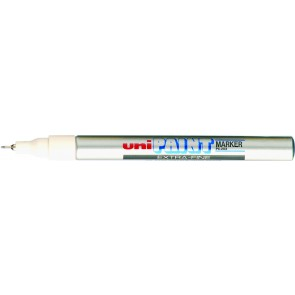 PX-203 Paint Marker Extra Fine Tip Silver