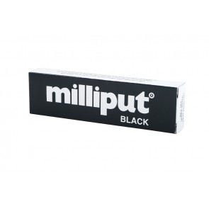 Milliput Epoxy Putty Black