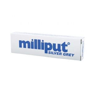 Milliput Epoxy Putty Silver Grey