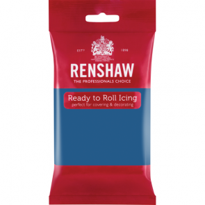 Reshaw Ready to Roll Icing 250g Atlantic Blue