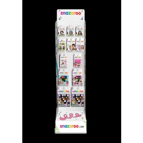Snazaroo Floor Standing Display Unit Carnival