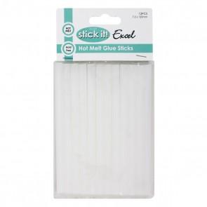 Hot Melt Glue Sticks (12pk) - 7.2 x 120mm