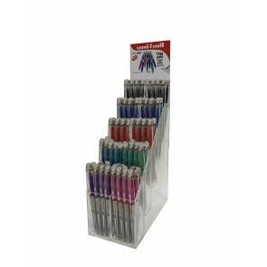 UF-220 Signo TSI Erasable Gel 0.7mm Rollerball Pen 120pc Display