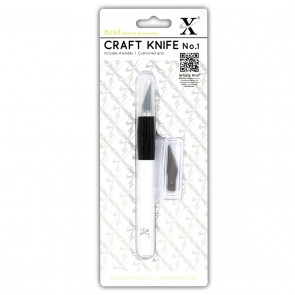 No. 1 Craft Knife (Kushgrip)