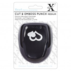 Cut & Emboss Punch - Medium - Heart