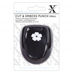 Cut & Emboss Punch Small - Flower