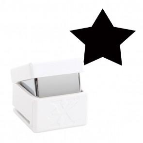 Medium Palm Punch - Traditional Star