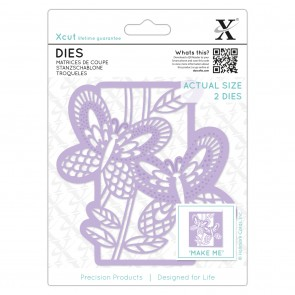 Dies (2pcs) - Butterfly Panel
