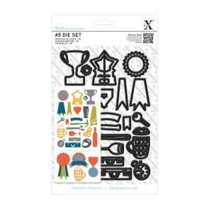 A5 Die Set (24pcs) - Icons
