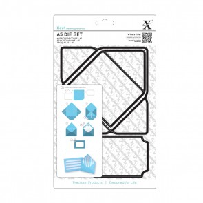 A5 Dies Set (3pcs) - A7 Envelope