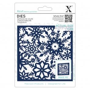 Dies - Snowflake Panel